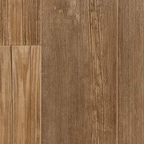 PVC Bodenbelag Landhausdiele Pinie   Vinylboden als Muster   Fußbodenheizung geeignet   Vinyl Planken strapazierfähig & pflegeleicht   Fußbodenbelag für Gewerbe/Wohnbereich