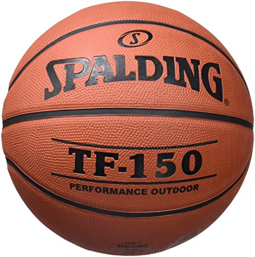 Spalding - Pallone da basket TF150 Out
