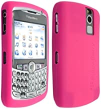 Hot Pink Silicone Soft Skin Case Cover for RIM Blackberry Curve 8300 8310 8320 8330
