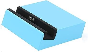 Mobile Cables Accessories USB-C/Type-C Holder/Charging Dock Charger, for LG Nexus 5X / Huawei Nexus 6P / Letv Le 1s / Xiaomi 4c / ZUK Z1(Black) (Color : Blue)