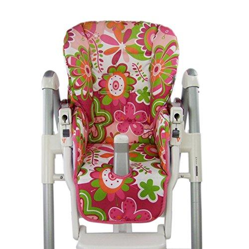 Babys-Dreams - Housse de rechange pour le coussin de siège pour bébé Prima Pappa Diner de Peg Perego