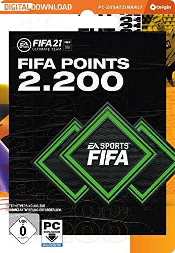 FIFA 21 Ultimate Team 2200 FIFA Points | PC Code - Origin