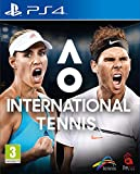 Ao International Tennis Ps4- Playstation 4