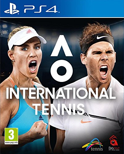 AO International Tennis PS4 [