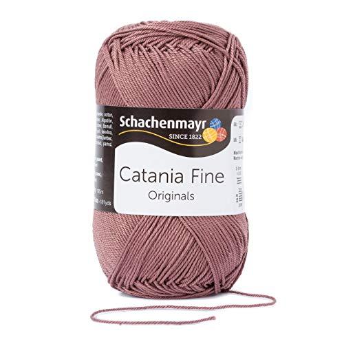 Schachenmayr Handstrickgarne Catania Fine, 50g Teddy