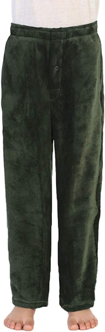 Gioberti Kids and Boys Super Soft Plush Pajama Pants