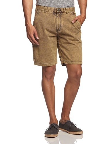 Volcom Herren Shorts Frozen Regular Chino Mix, Tinted Black, 31