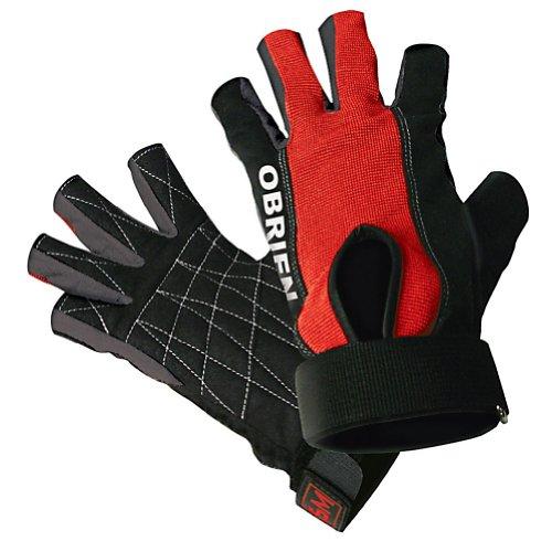 Wasserski-Handschuhe ohne Fingerspitze (Größe: L) (OB2082376)