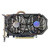 SYFANG Fit for GIGABYTE GTX 750Ti 2GB Tarjeta de Video 128Bit GDDR5 Tarjetas gráficas GV-N75TOC-2GI GTX 750 Geforce GTX750 Ti Hdmi Dvi Tarjetas gráficas