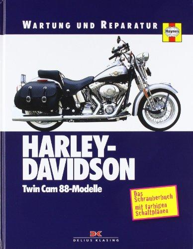 Harley Davidson TwinCam 88-Modelle: Wartung und Repartur
