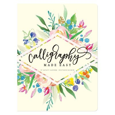 Calligraphy Made Easy Activity Book - Piccadilly