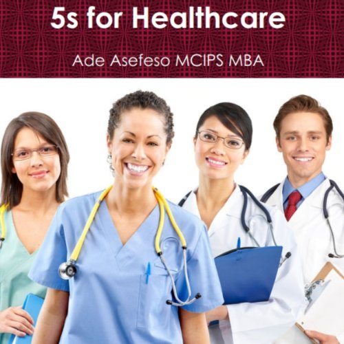 5s for Healthcare cover art