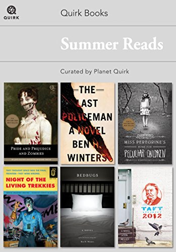 Quirk Books Summer Reads: Curated by Planet Quirk (English Edition)