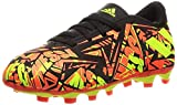 adidas Nemeziz Messi .4 FxG J, Zapatillas de fútbol, Rojsol/Amasol/NEGBÁS, 34 EU