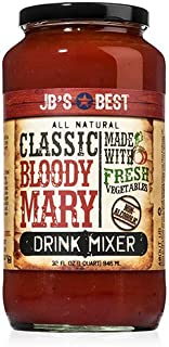 JB's Best Bloody Mary Mix - Original (32 ounce)