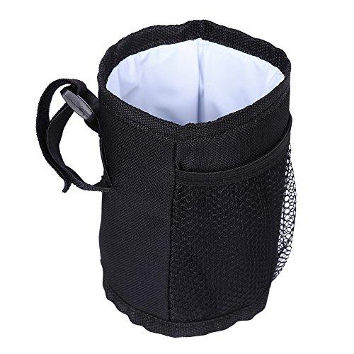 Estuche para biberones, tamaño razonable Bolsa Resistente para biberones Durable para Picnic para Poner Móvil para Actividades al Aire Libre para Cochecito de bebé