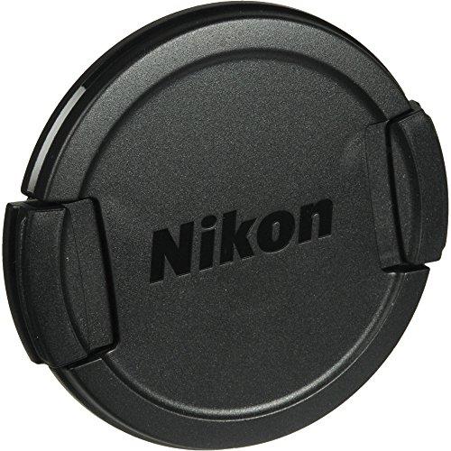 Nikon LC-CP28 Digitalkamera Schwarz - Objektivdeckel (Schwarz, Digitalkamera, Nikon COOLPIX L820)