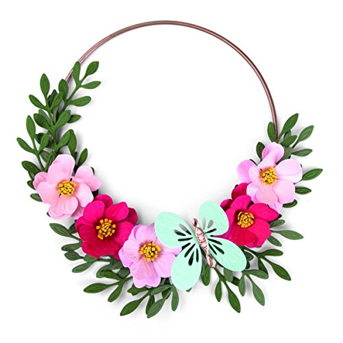 Sizzix Thinlits Fustella, Abbellimenti di Farfalle