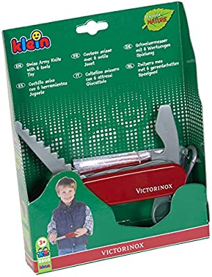 Theo Klein - Victorinox Swiss Army Knife Premium Toys For Kids Ages 3 Years & Up