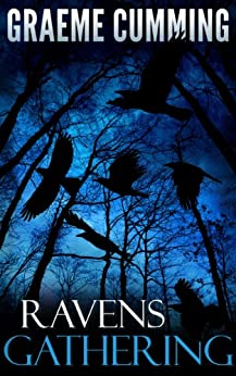 Ravens Gathering by [Graeme Cumming]