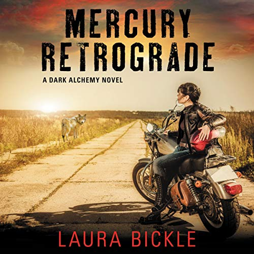 Mercury Retrograde audiobook cover art