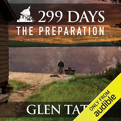 299 Days audiobook cover art