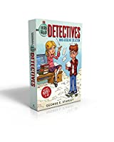 The Third-Grade Detectives Mind-Boggling Collection: The Clue of the Left-Handed Envelope; The Puzzle of the Pretty Pink Handkerchief; The Mystery of the Hairy Tomatoes; The Cobweb Confession; The Riddle of the Stolen Sand; The Secret of the Green Skin