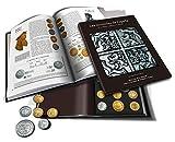 Colección Monedas de España. Todas las monedas de la colección han sido acuñadas por la FÁBRICA NACIONAL DE MONEDA Y TIMBRE (F.N.M.T.).