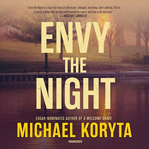 Envy the Night audiobook cover art