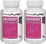 Raspberry Ketones Duo Saver Pack - High Strength, Natural & Pure Ketones