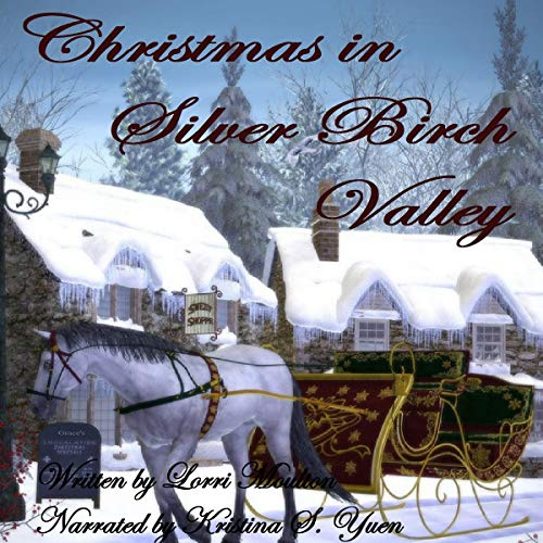 Christmas in Silver Birch Valley audiobook cover art
