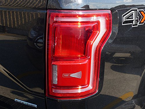 2015-2016 Ford F-150 Right Passenger Tail Light Lamp w/ Blind Spot Monitor OEM