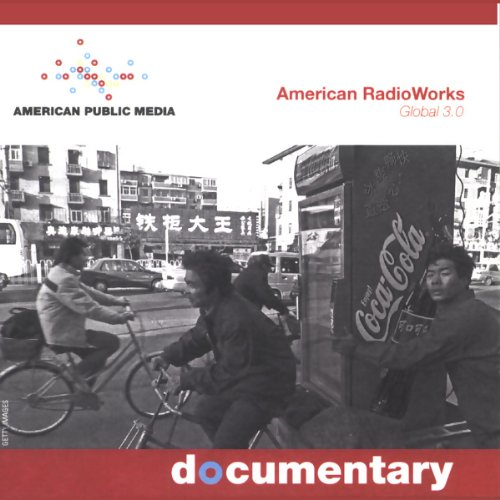 Global 3.0 audiobook cover art
