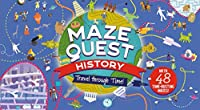 Maze Quest History: Travel Through Time!