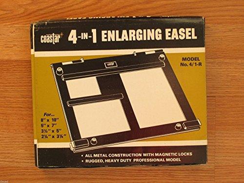 Coastar 4-in-1 Enlarging Easel Model No. 4/1-R