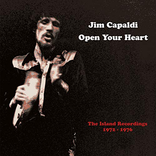 Open Your Heart ~ The Island Recordings 1972-1976 (3CD+DVD)