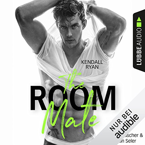 The Room Mate audiobook cover art