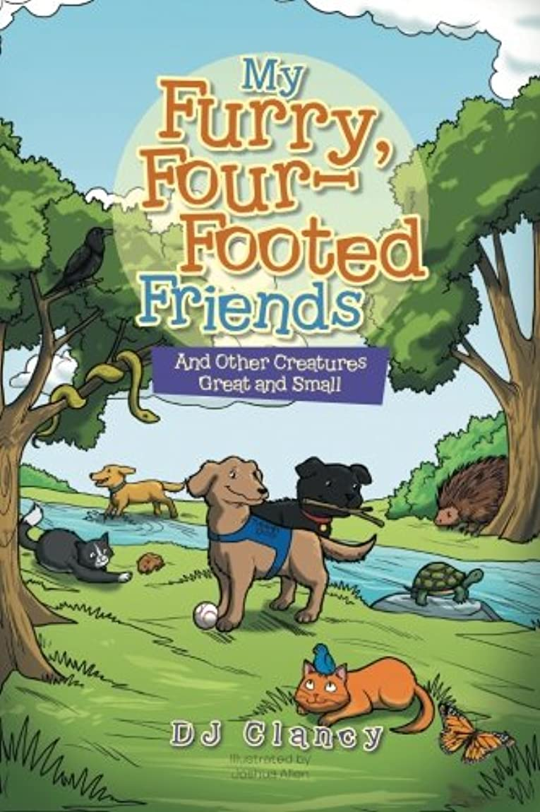 招待近代化錫My Furry, Four-footed Friends: And Other Creatures Great and Small