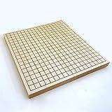 碁盤 ヒバ10号卓上接合碁盤 松 囲碁ラボランクA