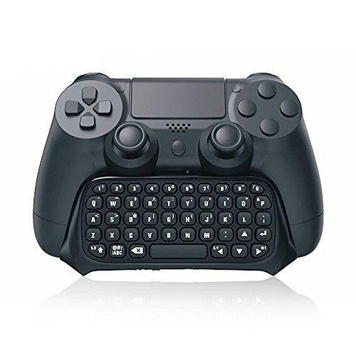 MP power @ Teclado inalámbrico Chatpad para Sony Playstation 4 PS4 PS 4 ps 4: Amazon.es: Electrónica