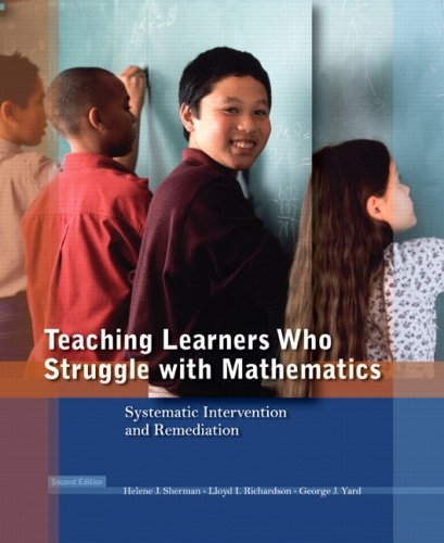 Teaching Learners Who Struggle with Mathematics:...