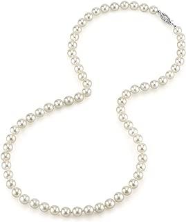 Best black saltwater pearl necklace Reviews