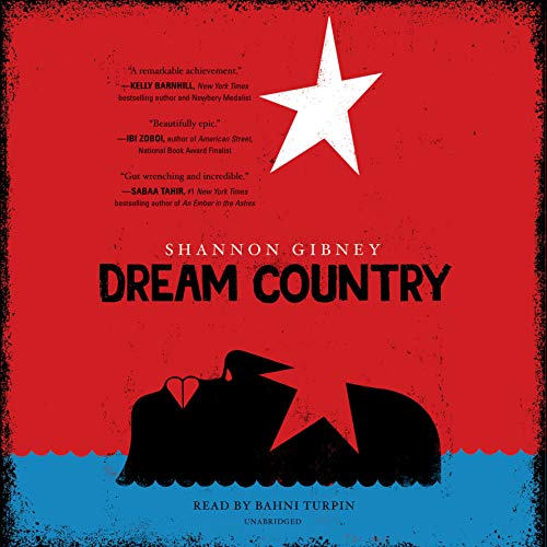 Dream Country audiobook cover art