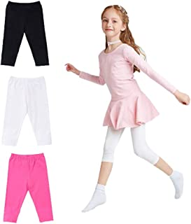 ruffle capris for toddlers