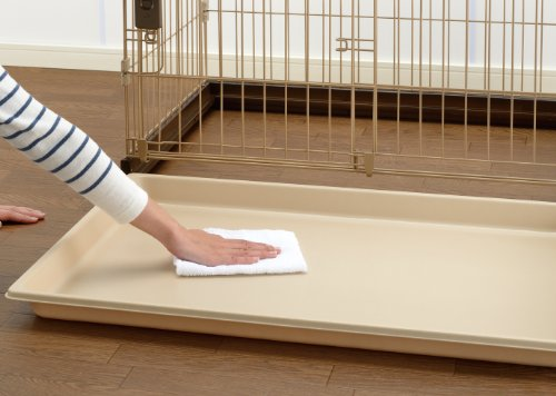 リッチェルペット用木製お掃除簡単サークル90-60(87×61×60cm)