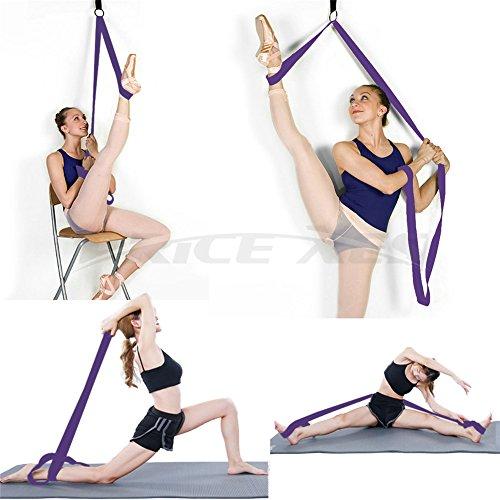 Kinetic Ballet Stretch Band-Danse Cheer gymnastique flexibilité et stretching
