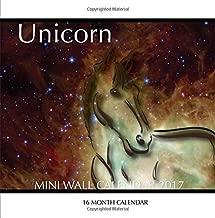 Unicorn Calendar 2017: 16 Month Calendar by David Mann (2016-09-02)