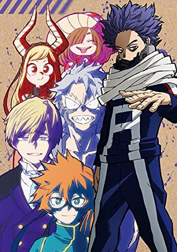 【Amazon.co.jp限定】僕のヒーローアカデミア5th Blu-ray Vol.2 初回生産限定版(全巻購入特典:「描き下ろし...