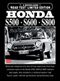 HONDA S500 . S600 . S800 LIMITED EDITiON