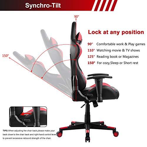 Umi Essentials Gaming Stuhl PC Racing Bild 2*